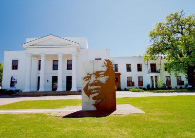 Stellenbosch se stadsaal - nog 'n nalatenskap van Jan Marais aan die dorp