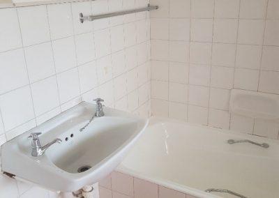 Opgradeer van badkamer - Voor